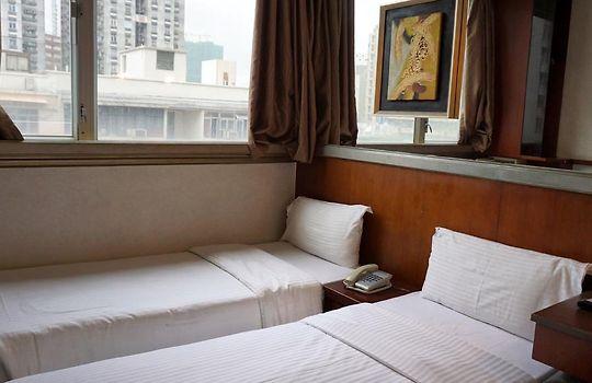 ORIENTAL LANDER HOTEL, HONG KONG ***